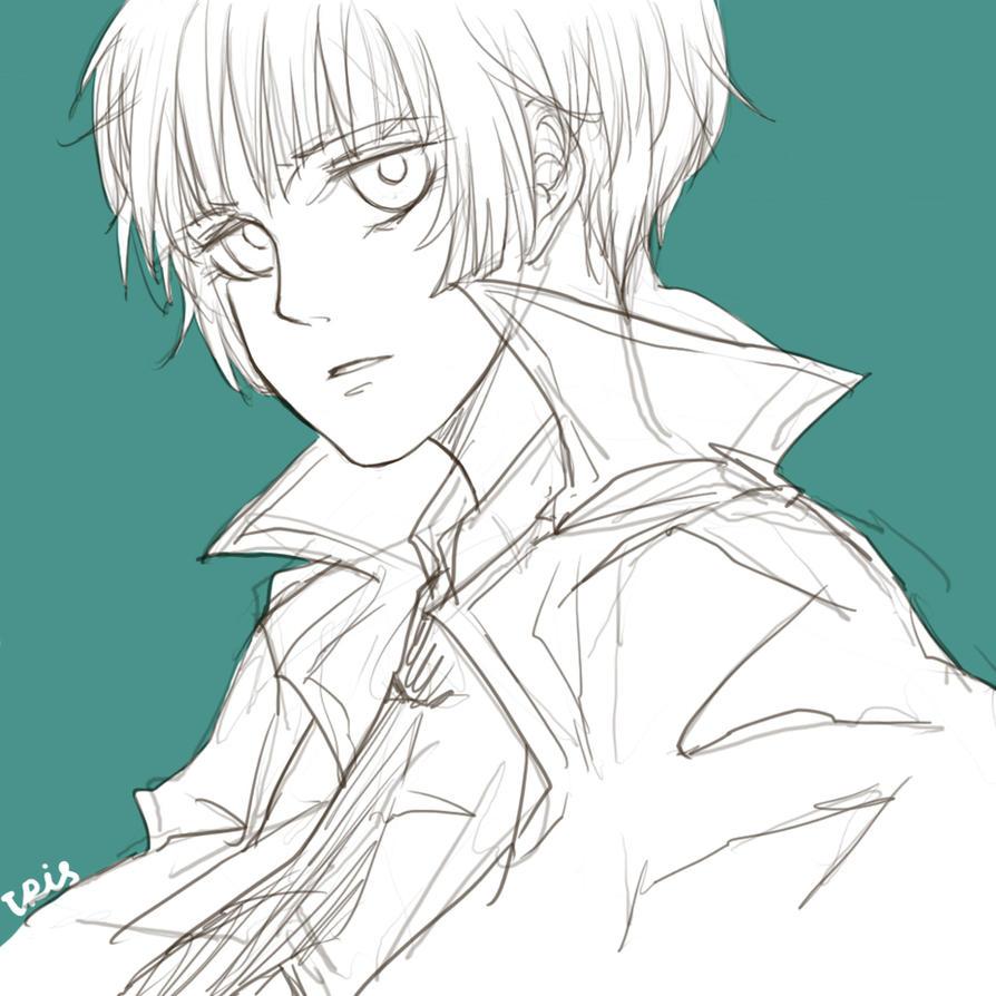 Psycho-Pass:Akane by Sivnora