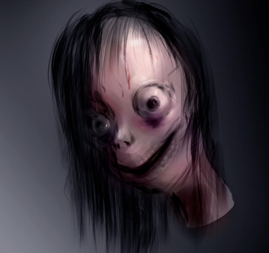 momo by DrawingMySoul