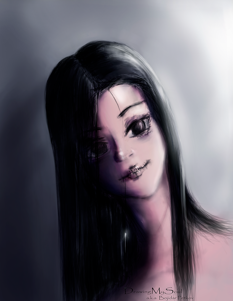 Silence by DrawingMySoul