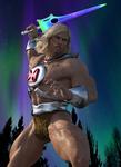 He-Man, Wielder of the Cosmic Power of Grayskull