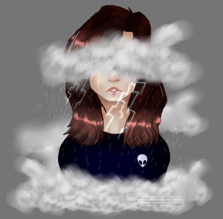 Rain by SpaceBananaZ