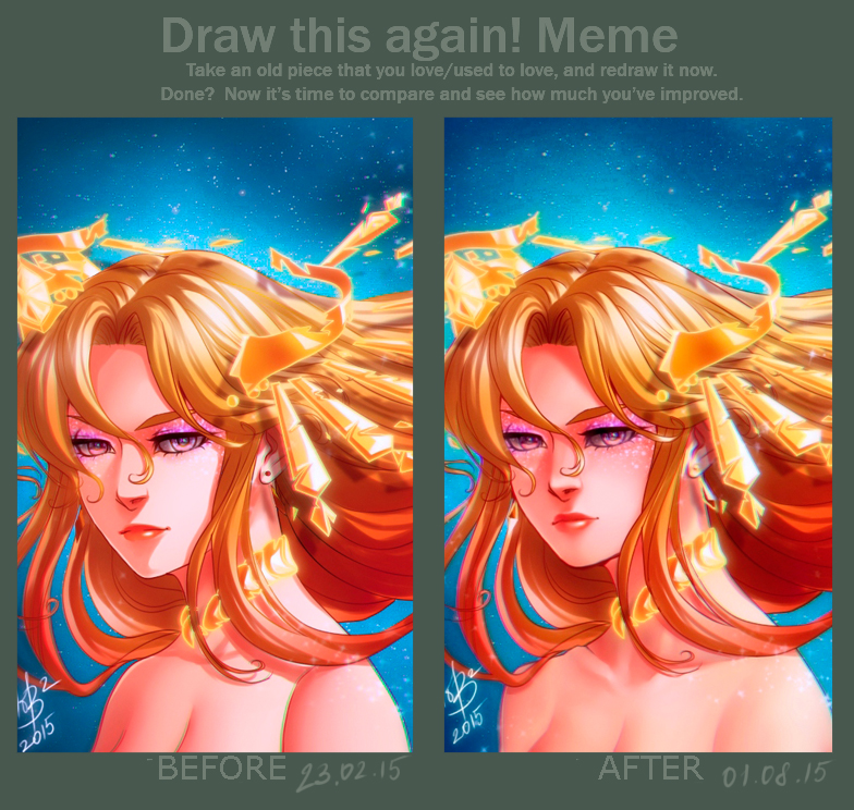 Galaxia's face meme by HaloBlaBla