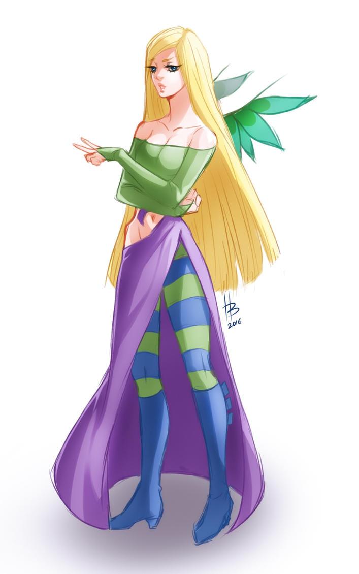 Cornelia Hale by HaloBlaBla