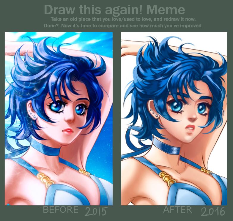 Princess Mercury MEME by HaloBlaBla