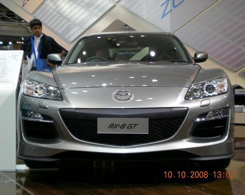 2009 Mazda RX-8 GT by Tal2008 on DeviantArt