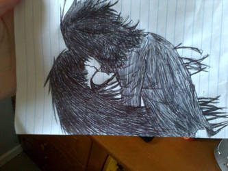 Pen doodle by NerdyScot