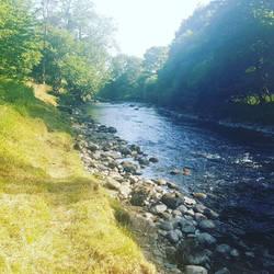 The Averon River  by NerdyScot