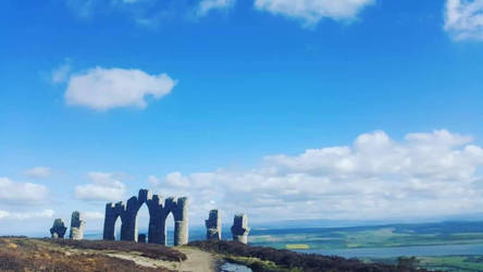 Fyrish Monument by NerdyScot