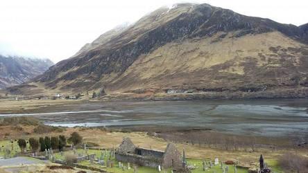 Wondering the Highlands