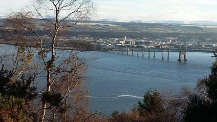 Kessock Bridge - Inverness
