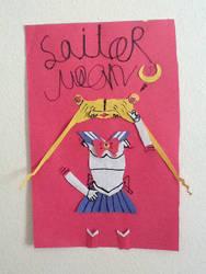 Sailor moon by picklegal1