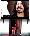 Dave Grohl at his finest by picklegal1