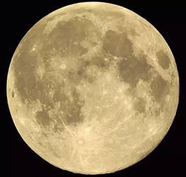 The supermoon