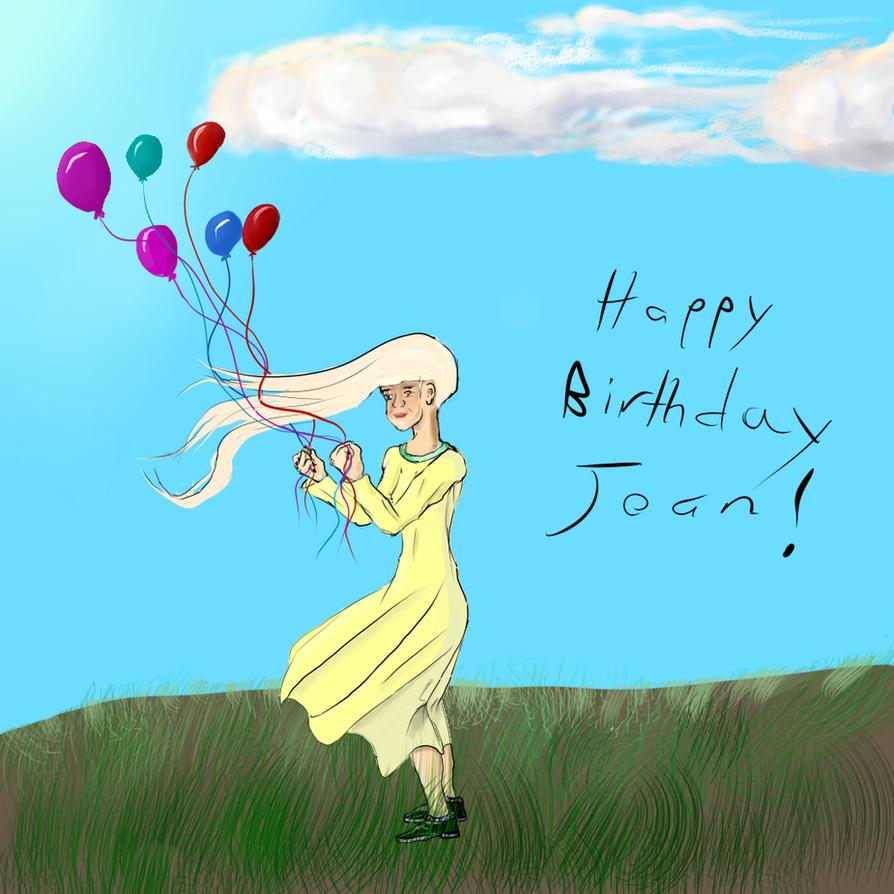 birthday Present For Grandma by Elite-Modesty