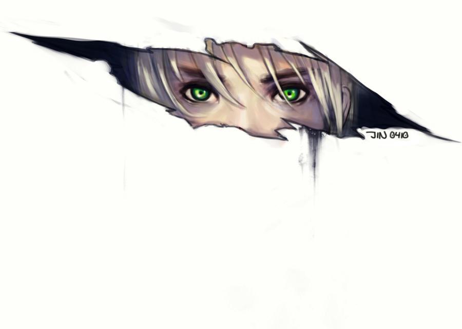 Behind those eyes by Jin0410