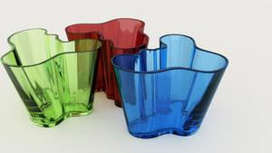 Alvar Aalto Design Vase