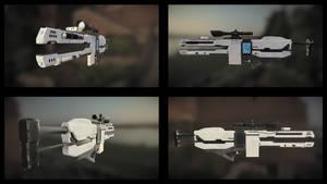 Railgun (Sketchfab view)