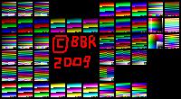 256 color, high vis palettes by bbrtki