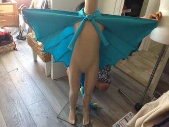 Dragon cape 1