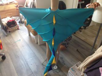 Dragon cape 2