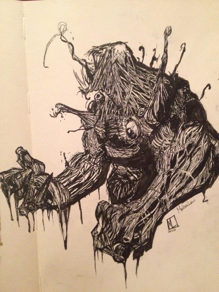 Venom by MLeviii