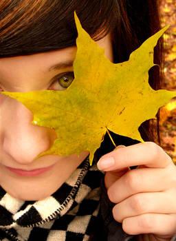 Little Miss Autumn.