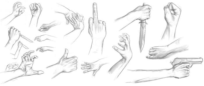 hand practise.