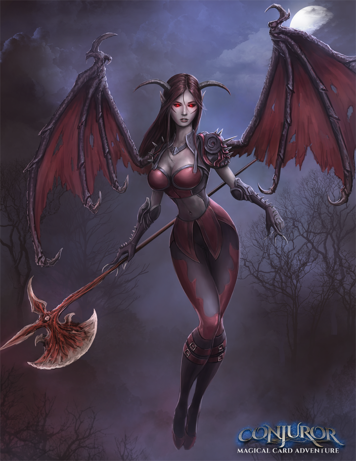 Sexy lilith The Legend