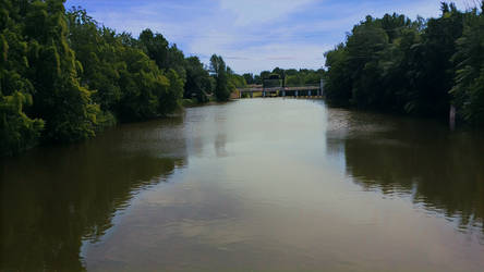 Chesterville Dam