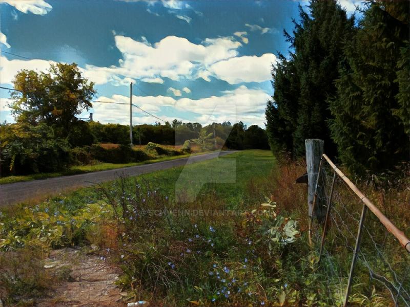 Cross Road by Schvenn