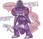 Genesect is too hard on shuffle