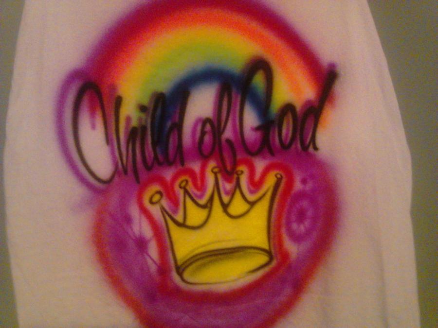 'Child of God' by AussieJimfan