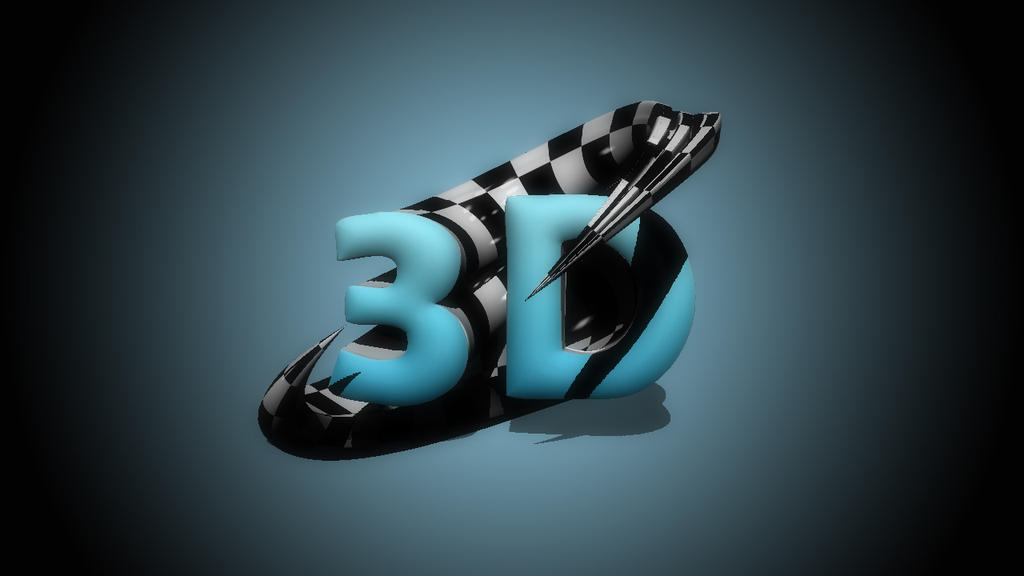 3D photoshop by AussieJimfan