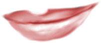 Kissable, Smiling Lips by Tyrisen