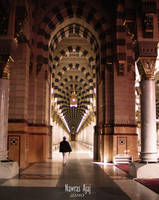 mosque2 by nawrasajaj
