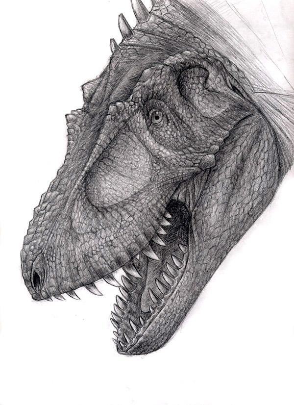 Daspletosaurus by yty2000