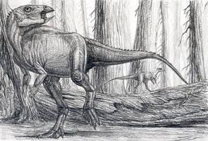 Changchunsaurus parvus by yty2000