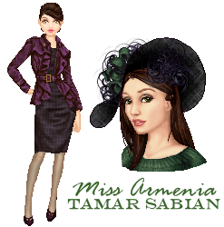 Miss Armenia 2011 by moara