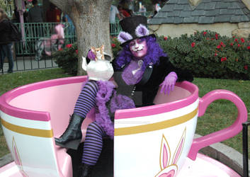 The Mad Cheshire Cat in the Hat