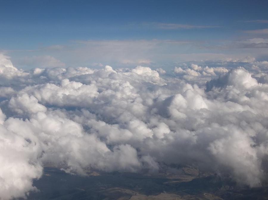 Clouds by DiversityDanceQueen