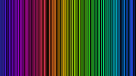 Rainbow bars by AlexeySmolyakov