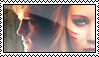 Stamp - Peeta and Katniss 'The hunger Games' by dsa22