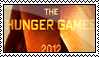 Stamp - The Hunger Games 2012 'THG' by dsa22