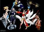 League of Legends Mages