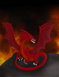 Dragon by Puripallo