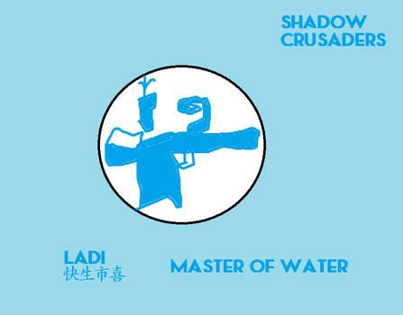 Shadow Crusaders Ladi Ensignia