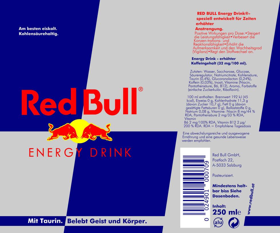 Red Bull Texture For 3d Model By Nitalium On Deviantart