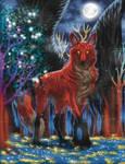 Lark, Mystical Fox