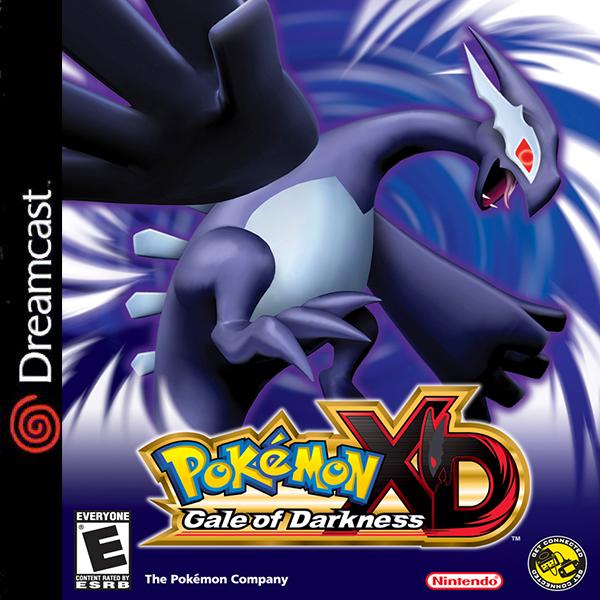 Pokemon xd gale of darkness dreamcast port by esegueyregio on deviantart - Gamecube pokemon xd console ...