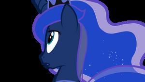 Luna talking